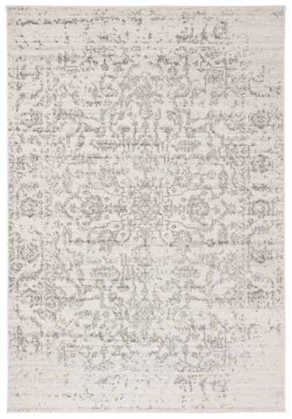 Safavieh Madison Traditional Silver & Ivory Rug
