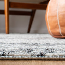 Load image into Gallery viewer, Safavieh Madison Farmhouse Charcoal & Gray Rug