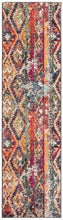 Load image into Gallery viewer, Safavieh Monaco Bohemian Purple & Terracotta Rug