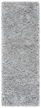 Load image into Gallery viewer, Safavieh Handmade Luxury Ocean Shag Rug in Silver