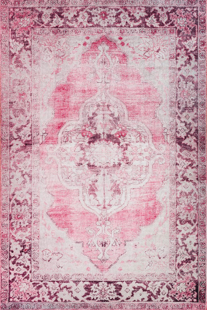 Farmhouse Dalyn Amanti Blush Rug