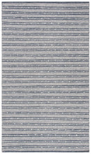 Load image into Gallery viewer, Safavieh Kilim Contemporary Navy & Blue Rug
