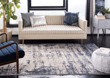 Load image into Gallery viewer, Safavieh Adirondack Contemporary Taupe & Navy Rug