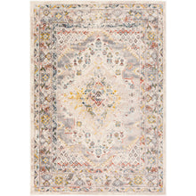 Load image into Gallery viewer, Farmhouse Ankara Taupe & Multi Rug