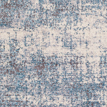 Load image into Gallery viewer, Farmhouse Ankara Navy & Denim Rug