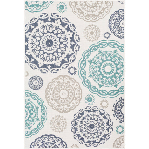 Surya Outdoor Alfresco Area Rug - ALF-9665