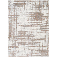 Load image into Gallery viewer, Aliyah Farmhouse Shag Cream & Camel Rug