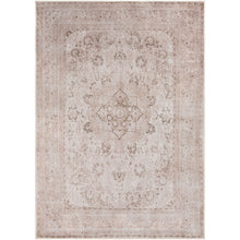 Load image into Gallery viewer, WASHABLE Amelie Beige & Olive Area Rug