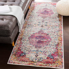 Load image into Gallery viewer, Surya Aura Silk Rose & Bright Red Area Rug