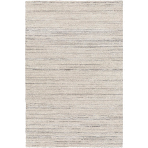 Surya Adyant Light Gray & Black Rug - AYT-1005