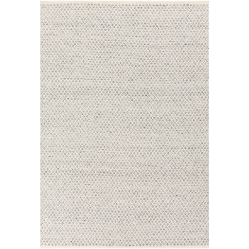 Pet-Friendly Azalea Medium Gray & Ink Rug