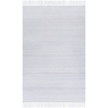 Load image into Gallery viewer, Pet-Friendly Azalea Silver & Light Gray Rug