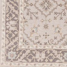 Load image into Gallery viewer, Surya Luxury Castille Taupe & Charcoal Rug