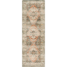 Load image into Gallery viewer, Farmhouse Erin Terracotta & Sage Rug