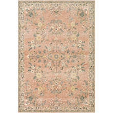 Load image into Gallery viewer, Farmhouse Erin Terracotta & Cream Rug
