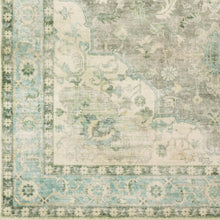 Load image into Gallery viewer, Farmhouse Erin Sage & Gray Rug