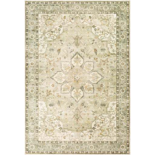 Farmhouse Erin Cream & Sage Rug