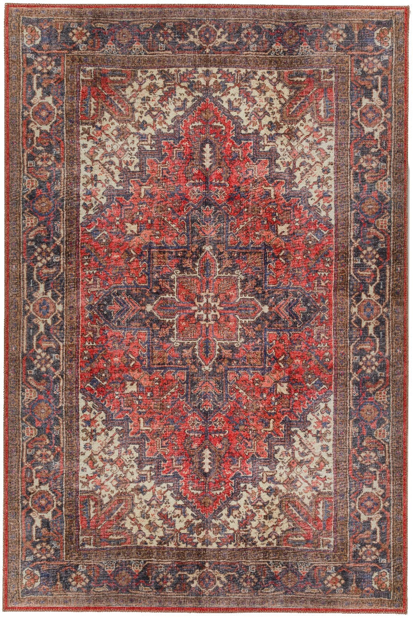 Farmhouse Dalyn Amanti Cardinal Rug
