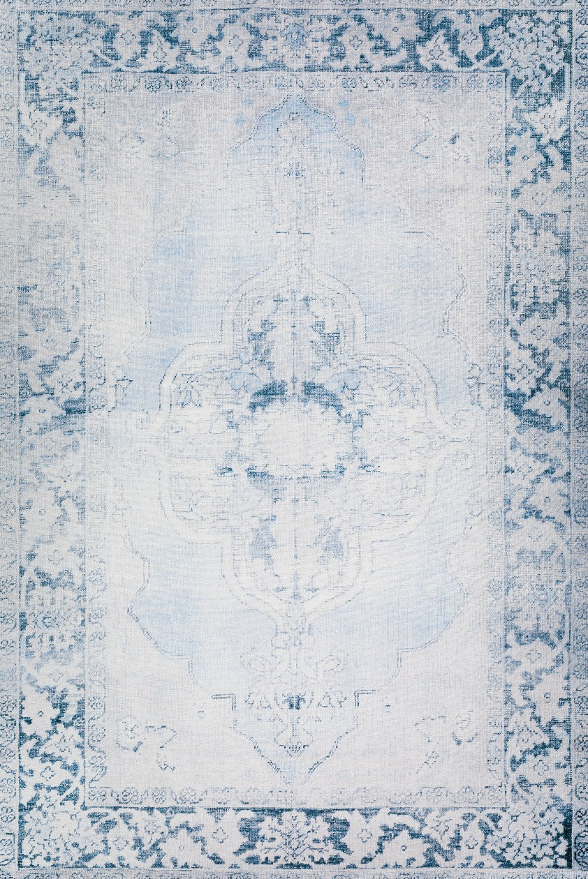 Farmhouse Dalyn Amanti Mist Rug