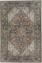Load image into Gallery viewer, Farmhouse Dalyn Amanti Chocolate Rug