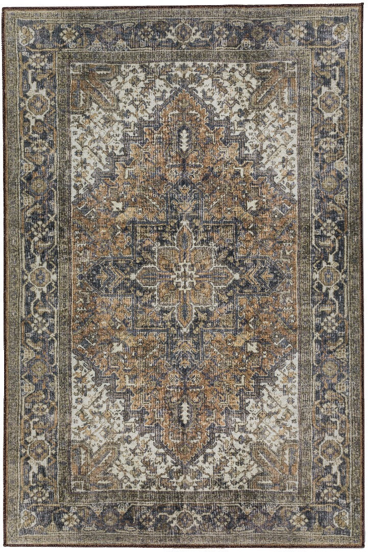 Farmhouse Dalyn Amanti Chocolate Rug