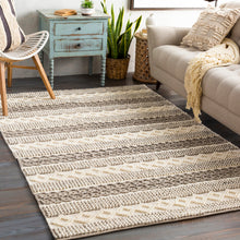 Load image into Gallery viewer, Surya Farmhouse Neutrals Area Rug - FLS-2301