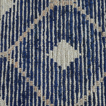 Load image into Gallery viewer, Luxury Collection - Rustica Indigo Rug