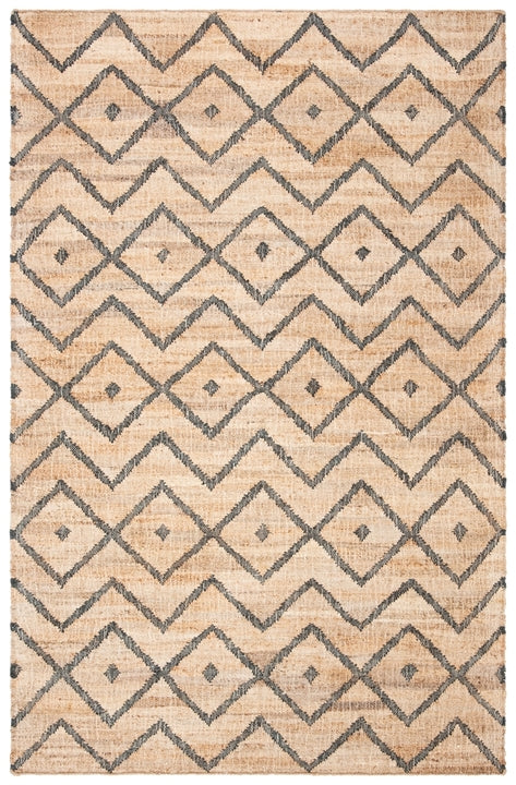 Safavieh Kilim Bohemian Natural & Gray Rug