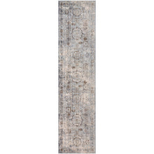 Load image into Gallery viewer, Liverpool Farmhouse Area Rug in Charcoal & Light Gray