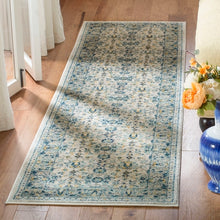 Load image into Gallery viewer, Safavieh Madison Transitional Ivory & Navy Rug