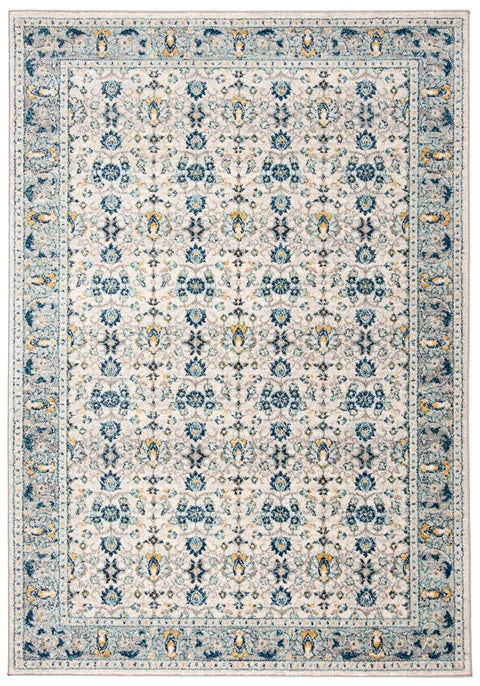 Safavieh Madison Transitional Ivory & Navy Rug