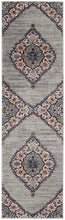 Load image into Gallery viewer, Safavieh Madison Transitional Light Grey & Fuchsia Rug