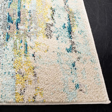 Load image into Gallery viewer, Safavieh Madison Contemporary Beige & Olive Rug