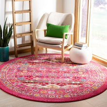 Load image into Gallery viewer, Safavieh Madison Traditional Fuchsia Rug