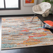 Load image into Gallery viewer, Safavieh Madison Southwest Ivory & Multi Rug