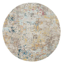 Load image into Gallery viewer, Safavieh Madison Contemporary Gray & Gold Rug
