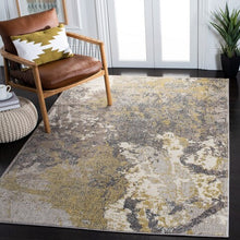 Load image into Gallery viewer, Safavieh Madison Ivory & Gray Rug