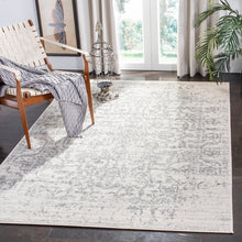 Load image into Gallery viewer, Safavieh Madison Traditional Silver & Ivory Rug