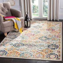 Load image into Gallery viewer, Safavieh Madison Floral Medallion Rug