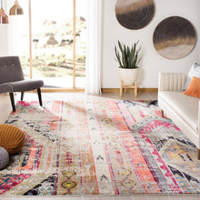 Load image into Gallery viewer, Safavieh Monaco Light Gray & Multi Rug