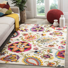 Load image into Gallery viewer, Safavieh Monaco Traditional Ivory & Multi Rug