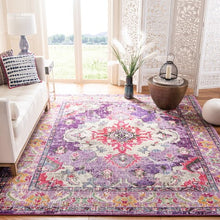 Load image into Gallery viewer, Safavieh Monaco Traditional Violet & Fuchsia Rug
