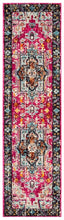 Load image into Gallery viewer, Safavieh Monaco Bohemian Pink & Gray Rug