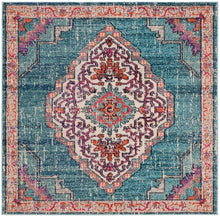Load image into Gallery viewer, Safavieh Monaco Bohemian Blue & Multi Rug