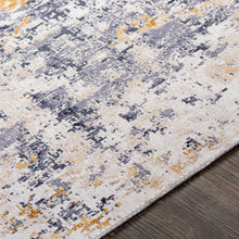 Load image into Gallery viewer, Surya Olivia Charcoal & Cream Rug