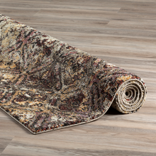 Load image into Gallery viewer, Dalyn Aero Chocolate & Honey Rug