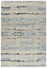 Load image into Gallery viewer, Dalyn Aero Silver & Denim Rug