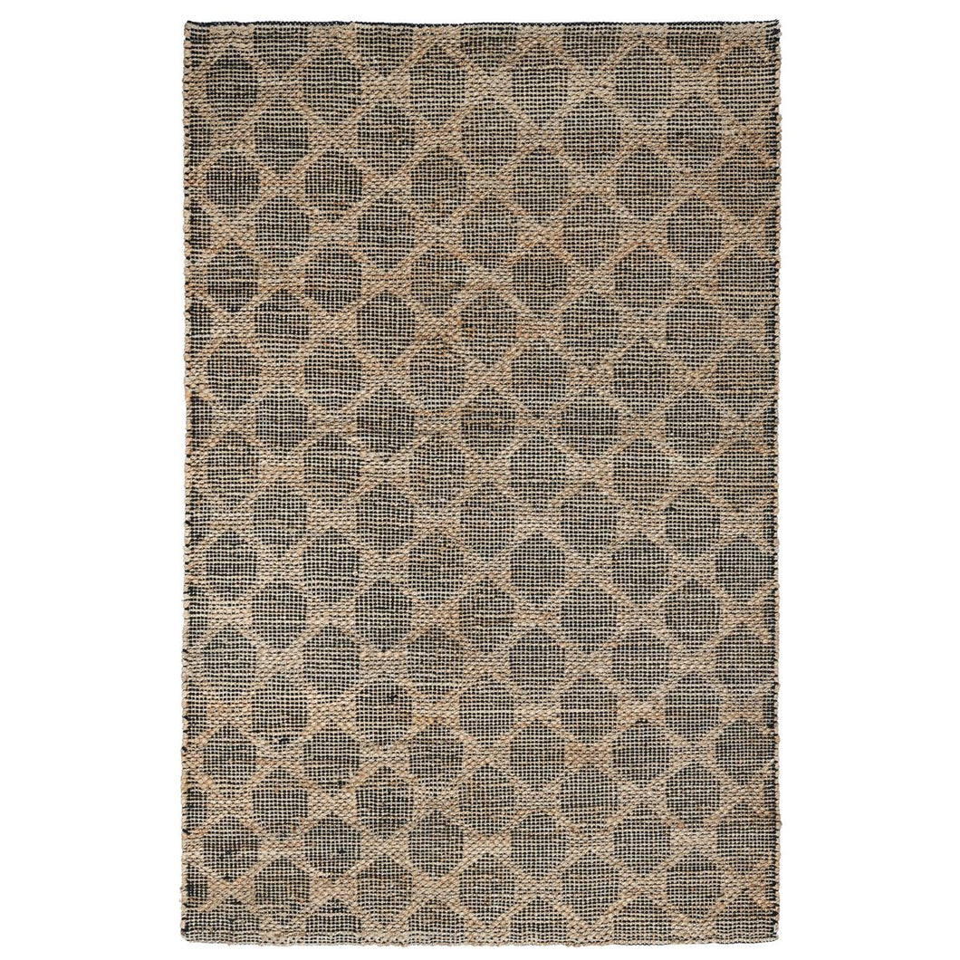 Luxury Collection - Mojave Black & Natural Rug