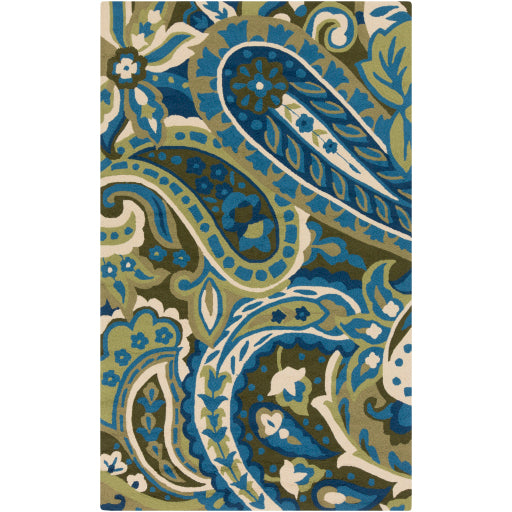 Surya Indoor/Outdoor Rain Area Rug - RAI-1159