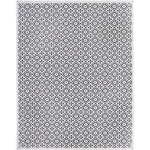 Load image into Gallery viewer, Pet-Friendly Vinilo Black & White Area Rug